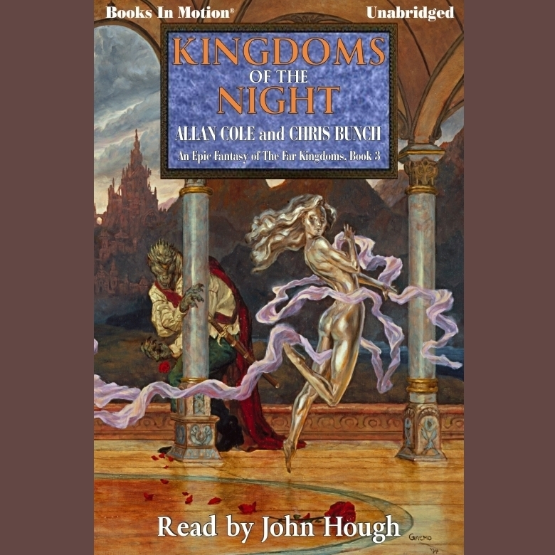 Printable Kingdoms of the Night Audiobook Cover Art