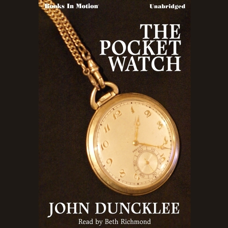 Printable The Pocket Watch Audiobook Cover Art