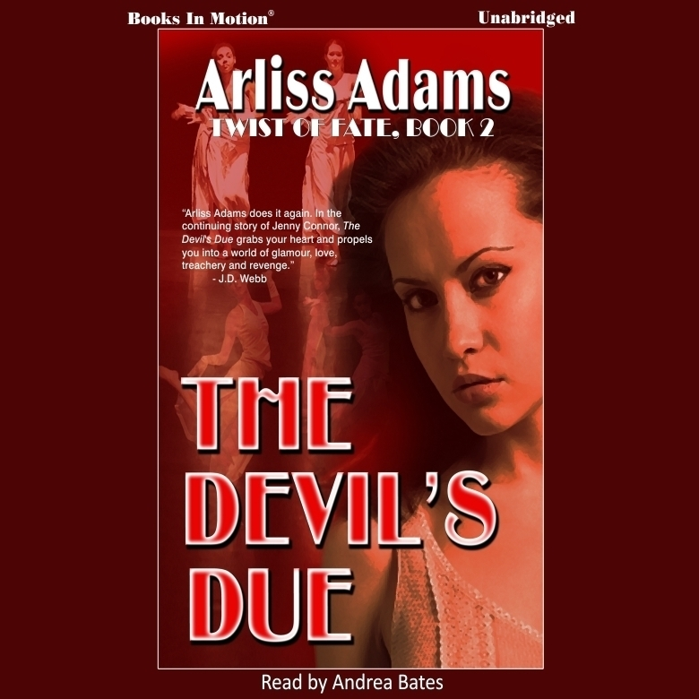 Printable Devil's Due Audiobook Cover Art