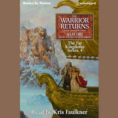 The Warrior Returns Audiobook, by Allan Cole