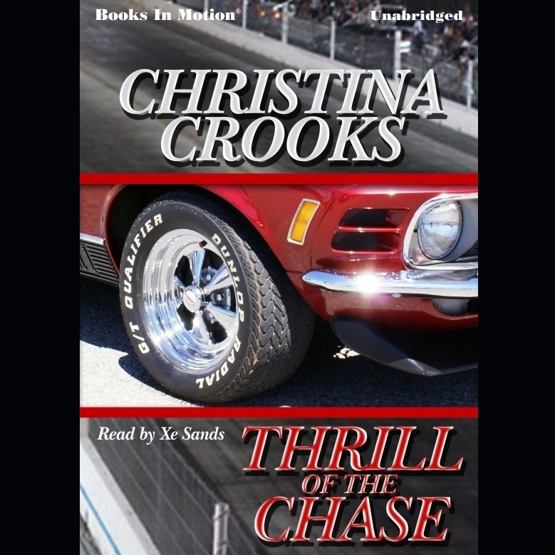 Printable Thrill Of The Chase Audiobook Cover Art