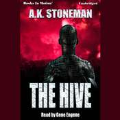 The Hive Audiobook, by A.K. Stoneman