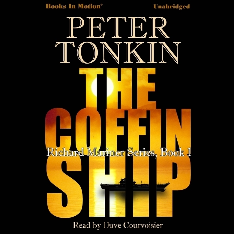 Printable The Coffin Ship Audiobook Cover Art