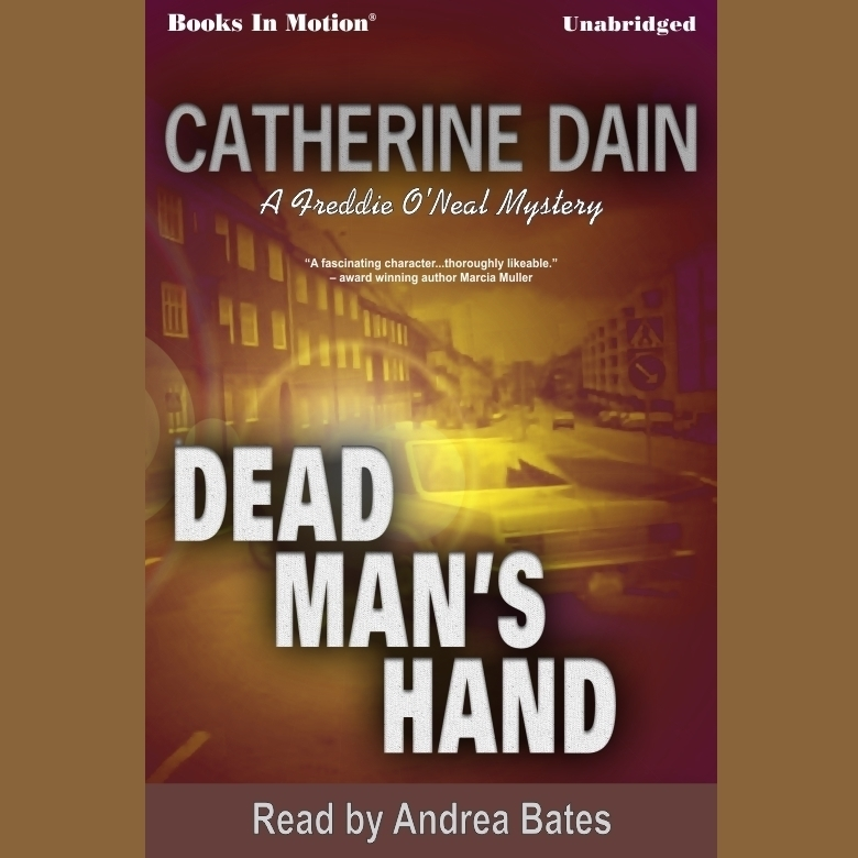 Printable Dead Man's Hand Audiobook Cover Art