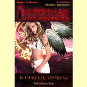 Immortals: The Redeeming Audiobook, by Jennifer Ashley