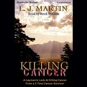 Killing Cancer Audiobook, by L.J. Martin