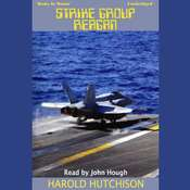 Strike Group Reagan Audiobook, by Harold Hutchison