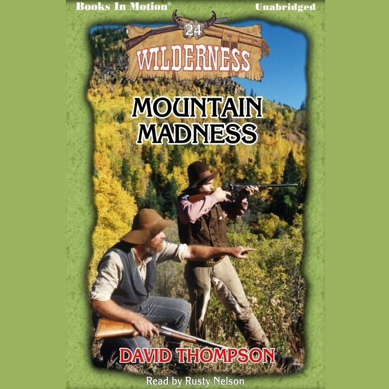 Printable Mountain Madness Audiobook Cover Art