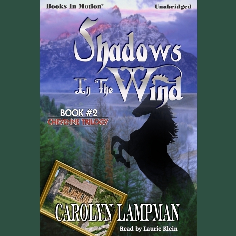 Printable Shadows In The Wind Audiobook Cover Art