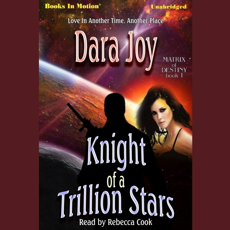 Printable Knight of a Trillion Stars Audiobook Cover Art