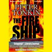 The Fire Ship Audiobook, by Peter Tonkin
