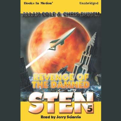 Sten:Revenge Of The Damned Audiobook, by Chris Bunch