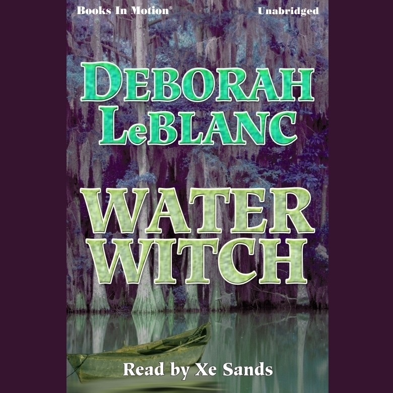 Printable Water Witch Audiobook Cover Art