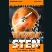 Sten:The Return of the Emperor Audiobook, by Chris Bunch