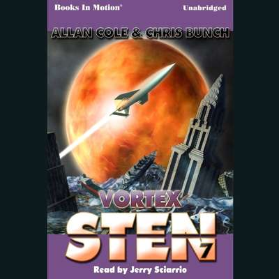 Sten: Vortex Audiobook, by Chris Bunch