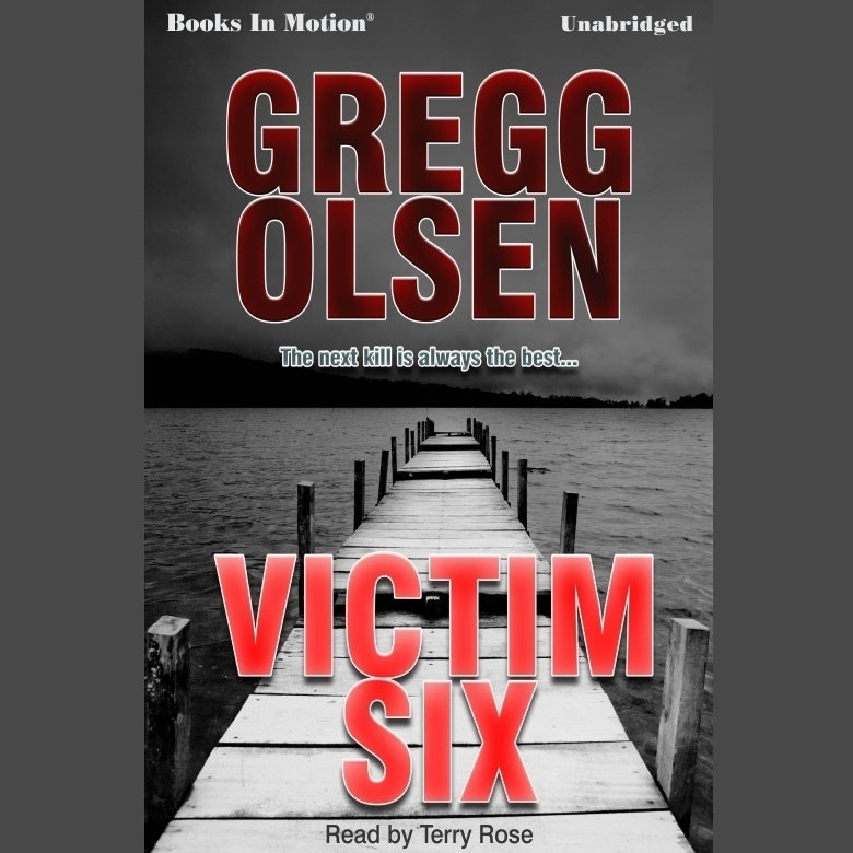 Printable Victim Six Audiobook Cover Art
