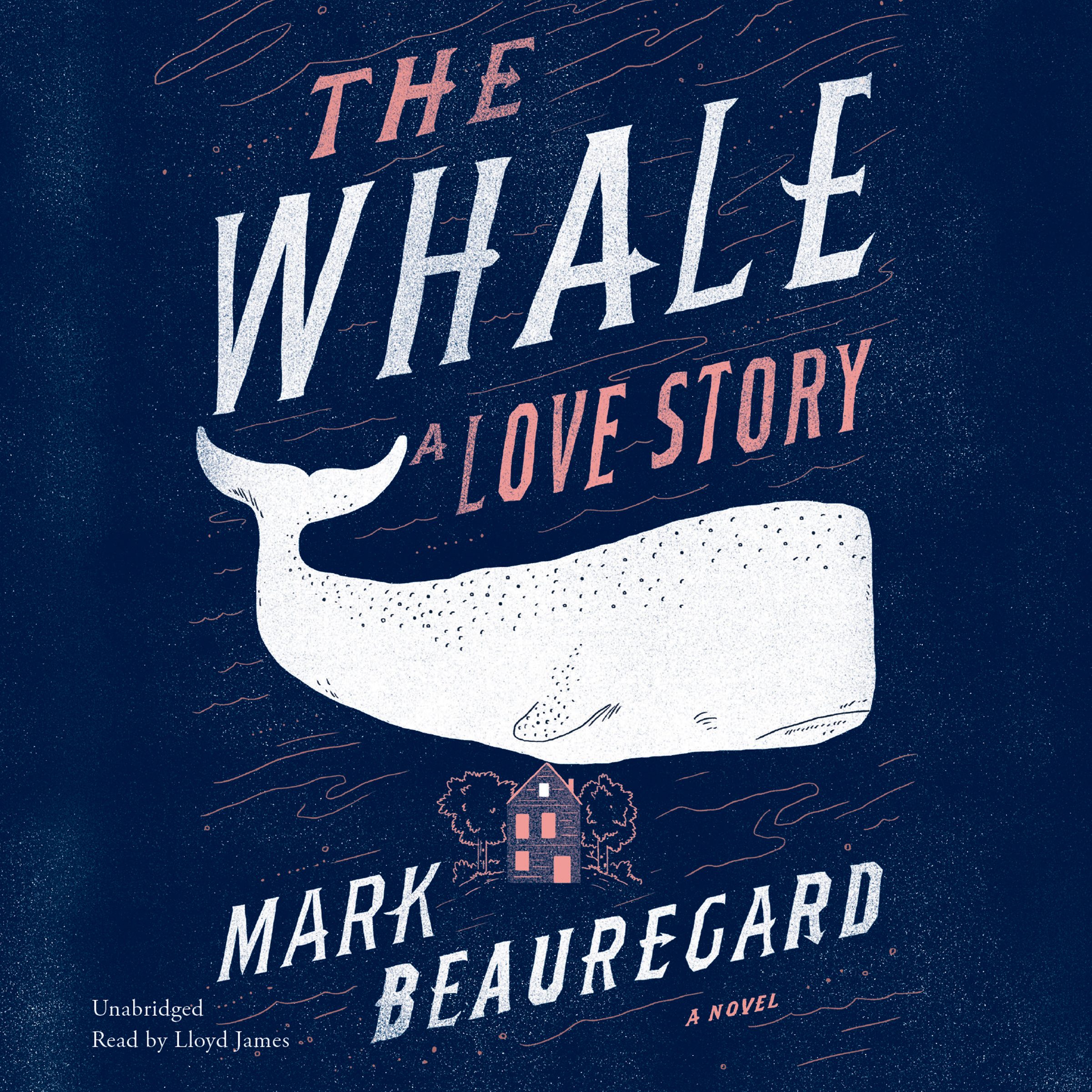 Printable The Whale: A Love Story Audiobook Cover Art