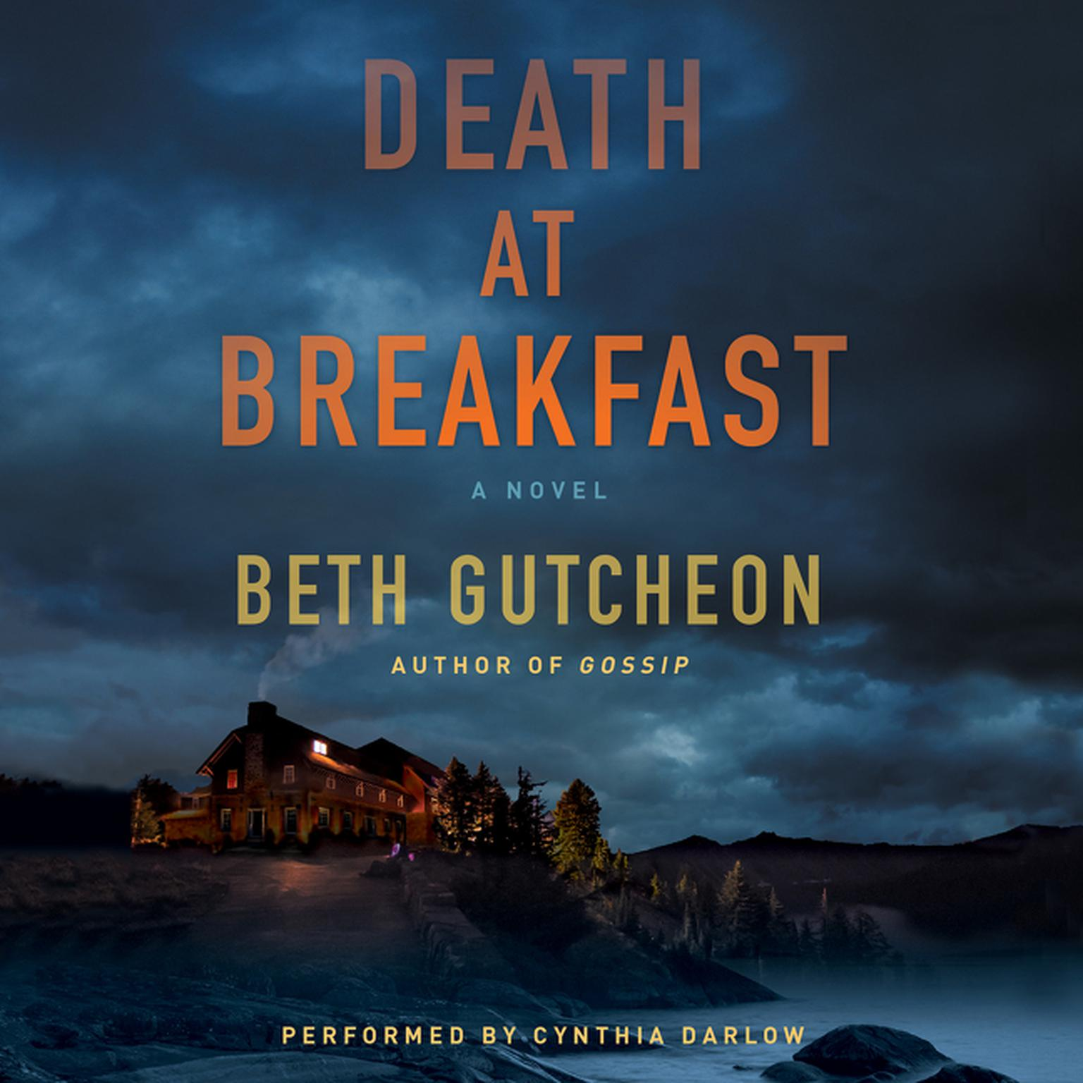 Printable Death at Breakfast: A Novel Audiobook Cover Art