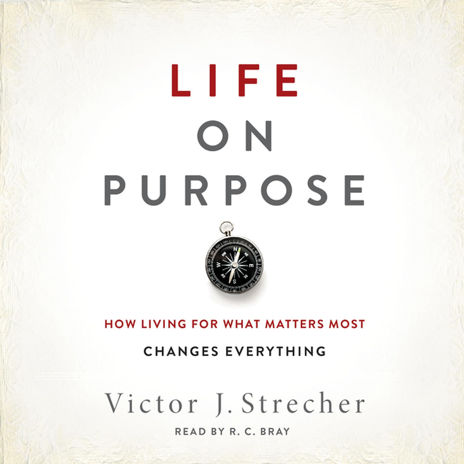 Printable Life on Purpose: How Living for What Matters Most Changes Everything Audiobook Cover Art