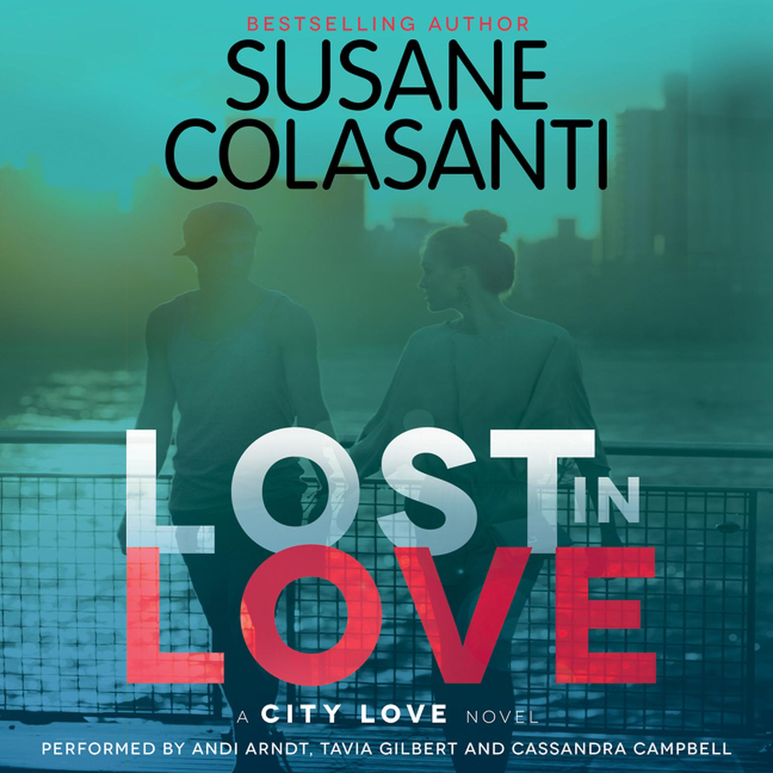 Printable Lost in Love Audiobook Cover Art