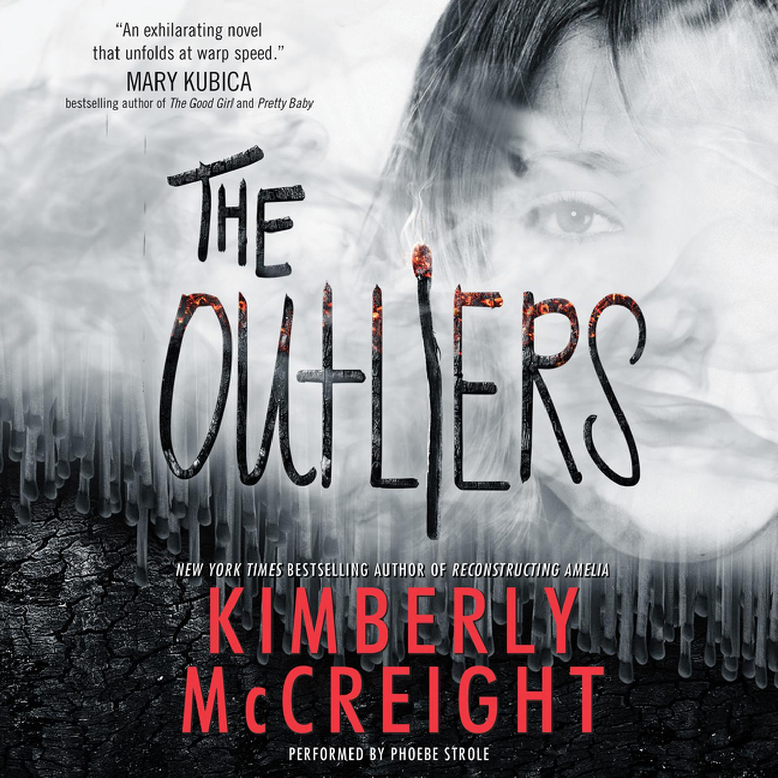 Printable The Outliers Audiobook Cover Art