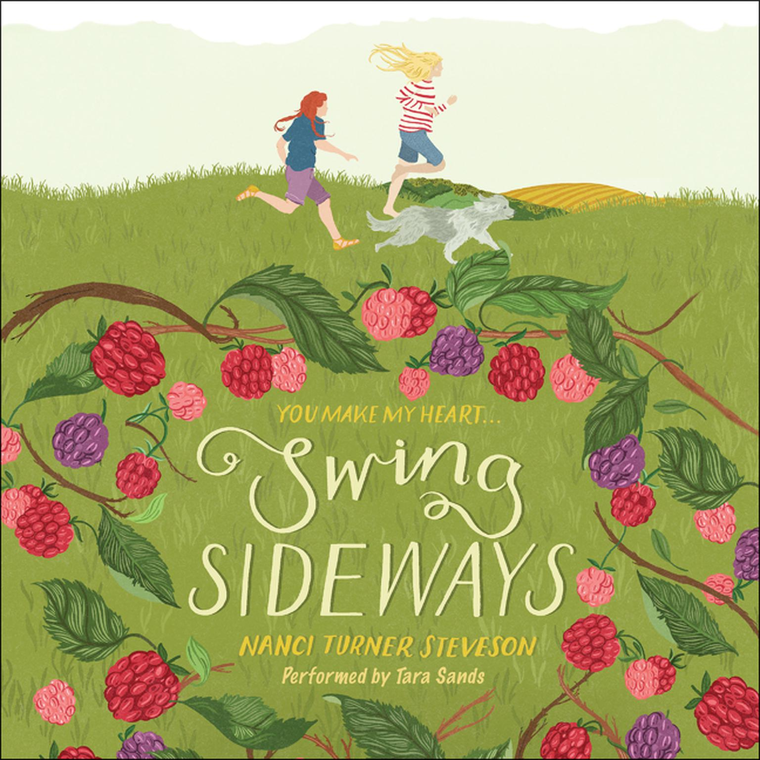 Printable Swing Sideways Audiobook Cover Art