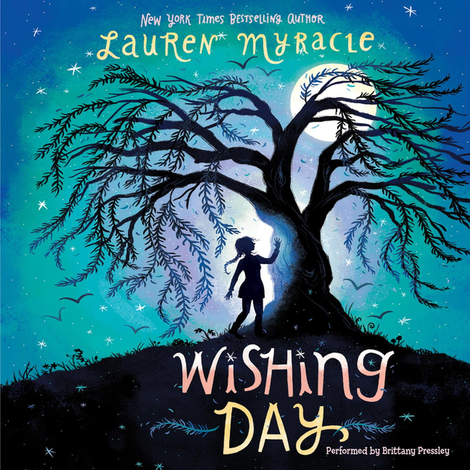 Printable Wishing Day Audiobook Cover Art