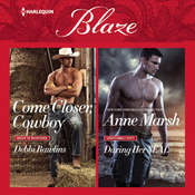Come Closer, Cowboy & Daring Her SEAL Audiobook, by Anne Marsh, Debbi Rawlins