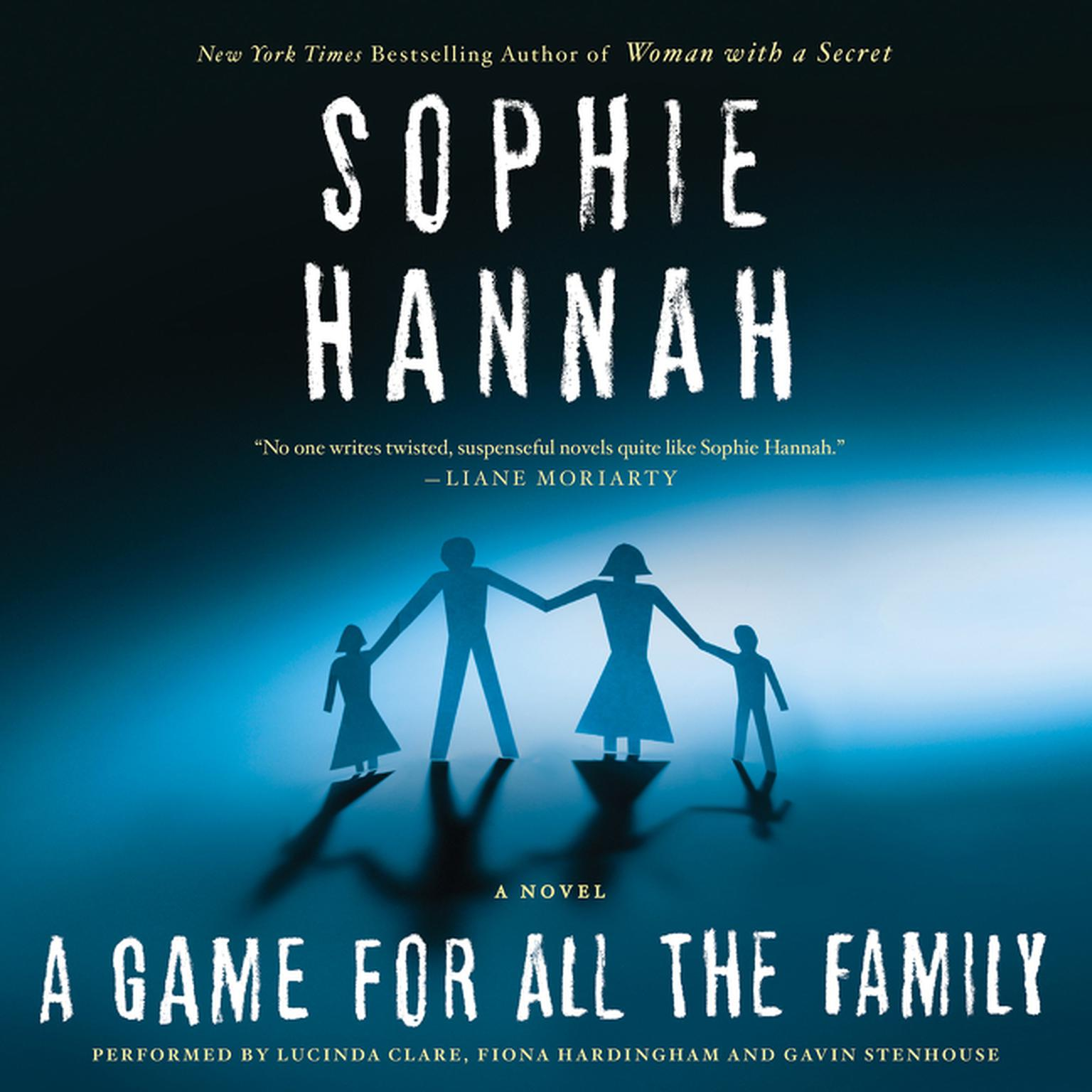 Printable A Game for All the Family: A Novel Audiobook Cover Art