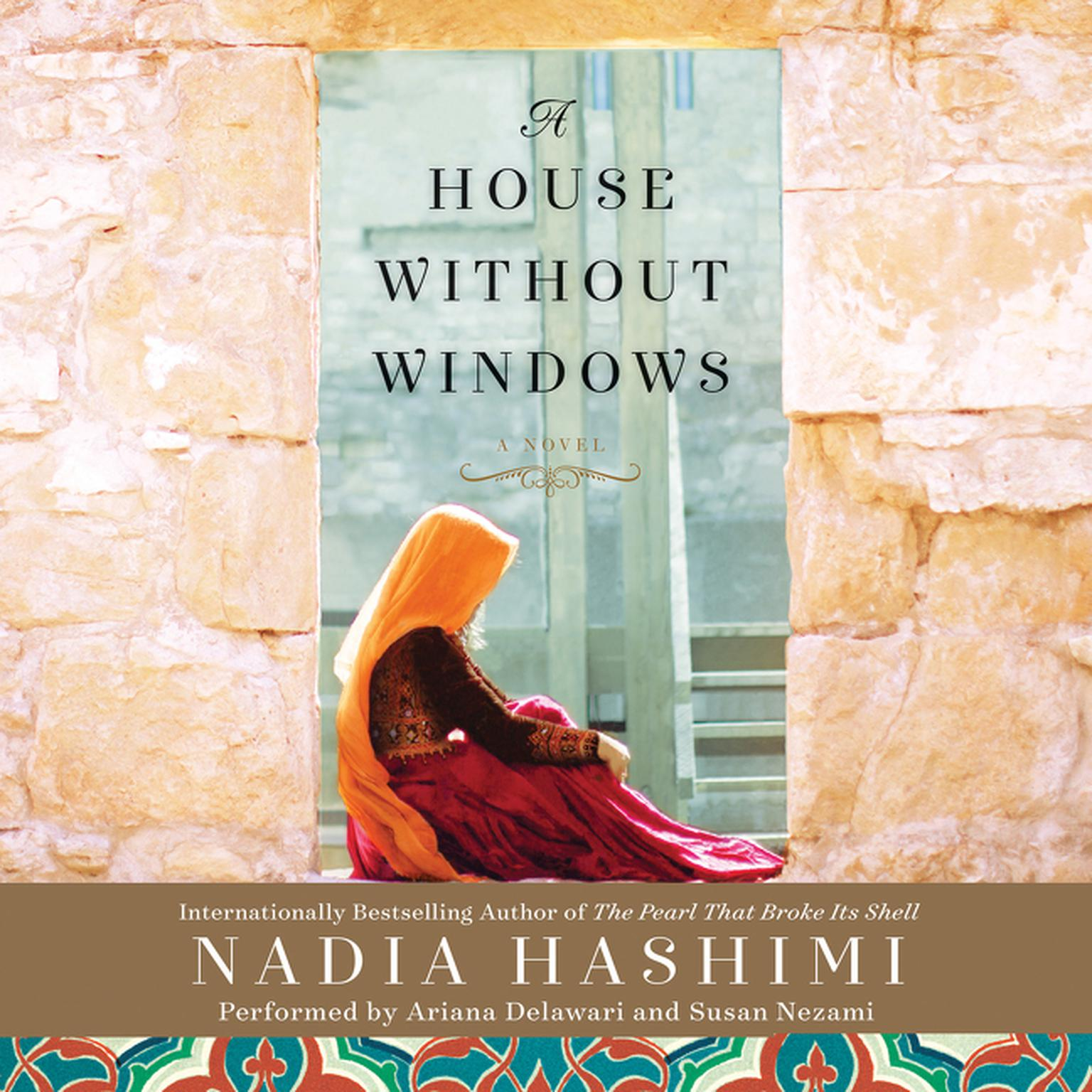 Printable A House without Windows: A Novel Audiobook Cover Art