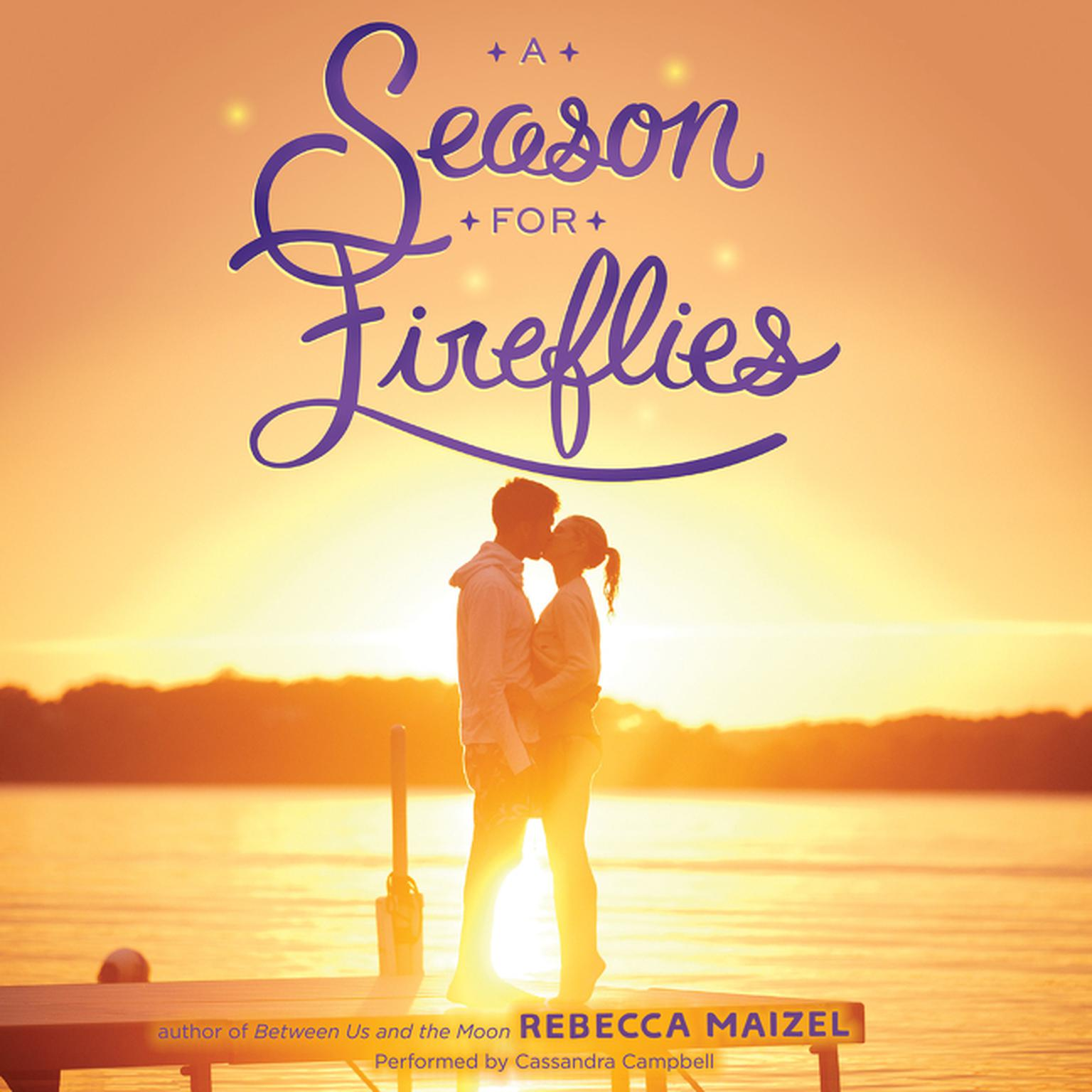 Printable A Season for Fireflies Audiobook Cover Art