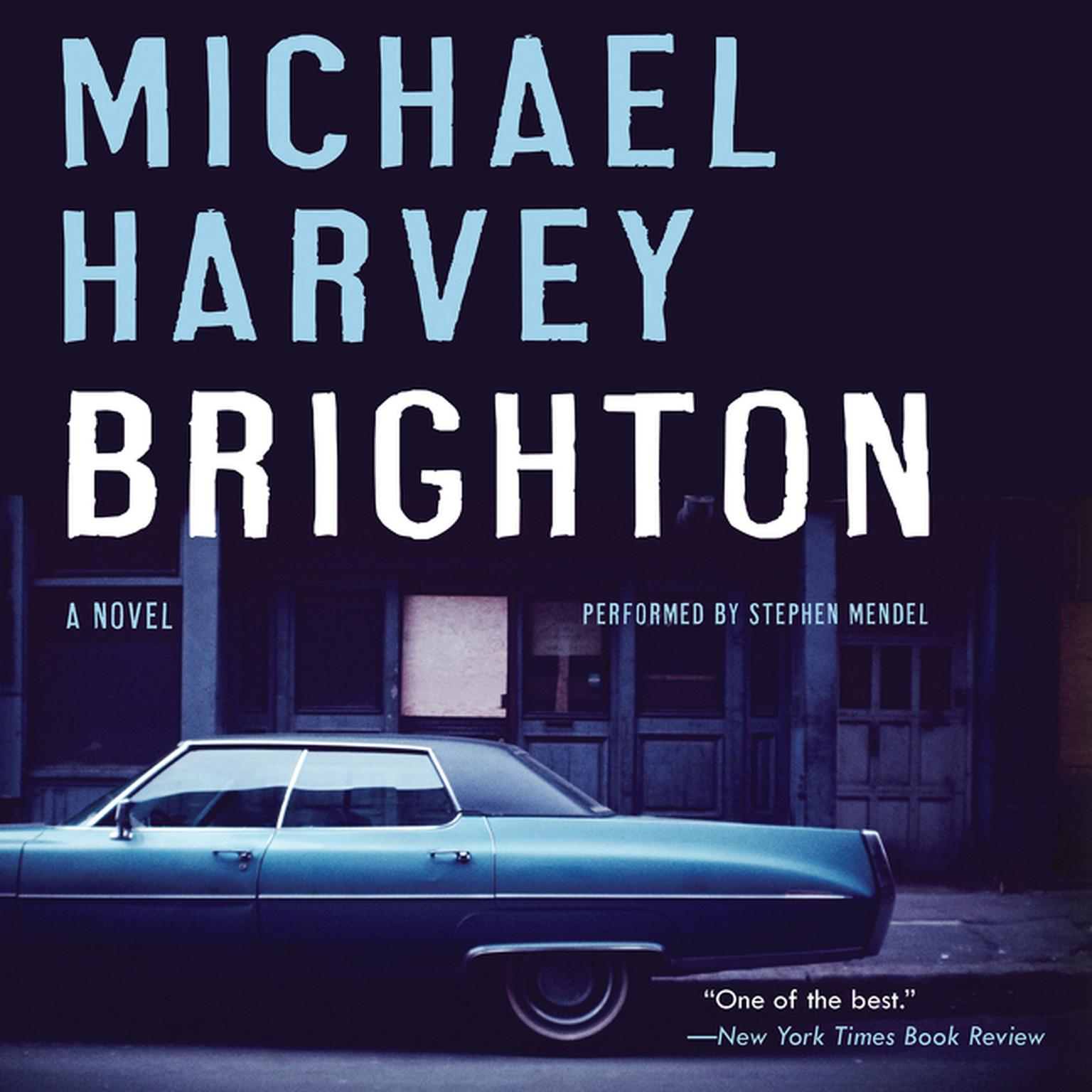 Printable Brighton: A Novel Audiobook Cover Art