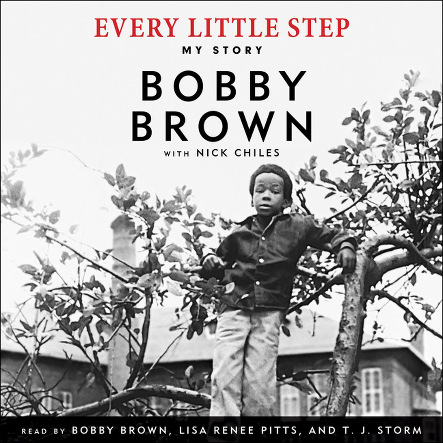 Printable Every Little Step: My Story Audiobook Cover Art