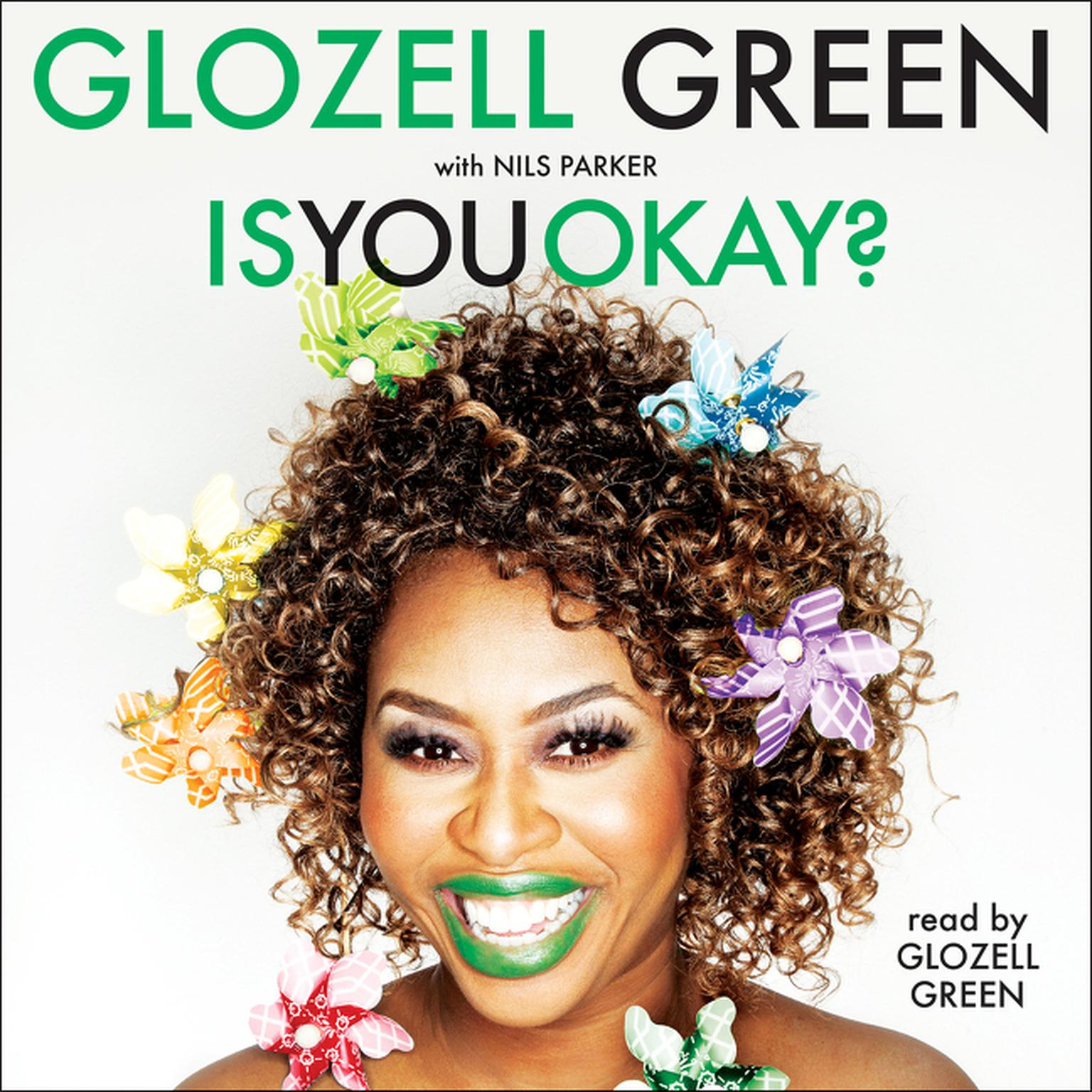 Printable Is You Okay? Audiobook Cover Art