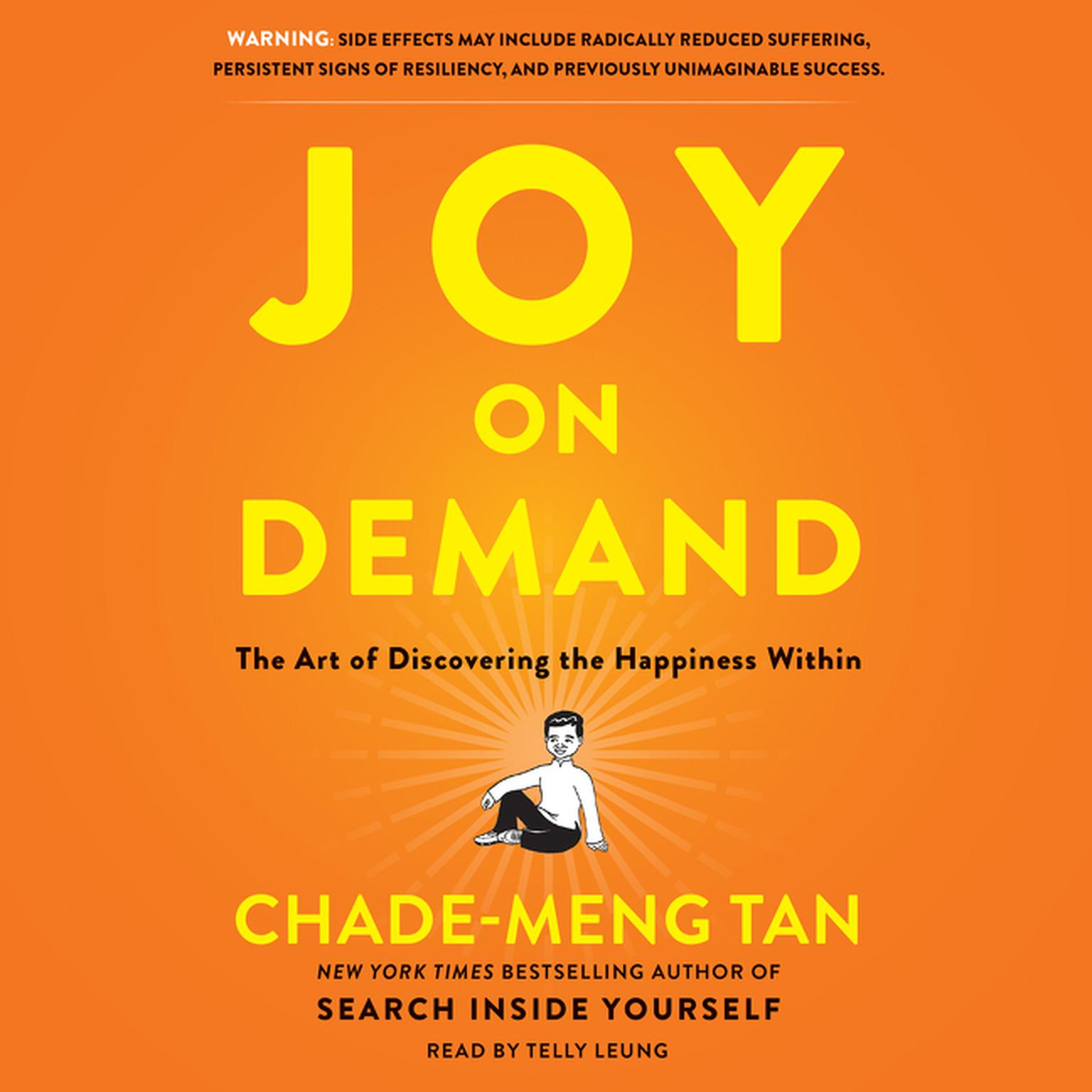 Printable Joy on Demand: The Art of Discovering the Happiness Within Audiobook Cover Art