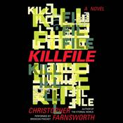 Killfile: A Novel Audiobook, by Christopher Farnsworth