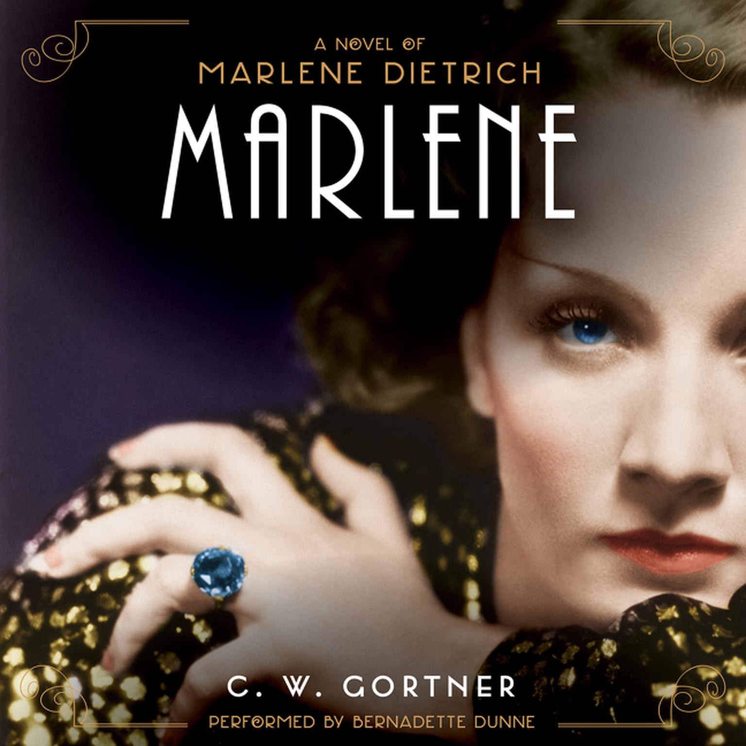 Printable Marlene: A Novel Audiobook Cover Art