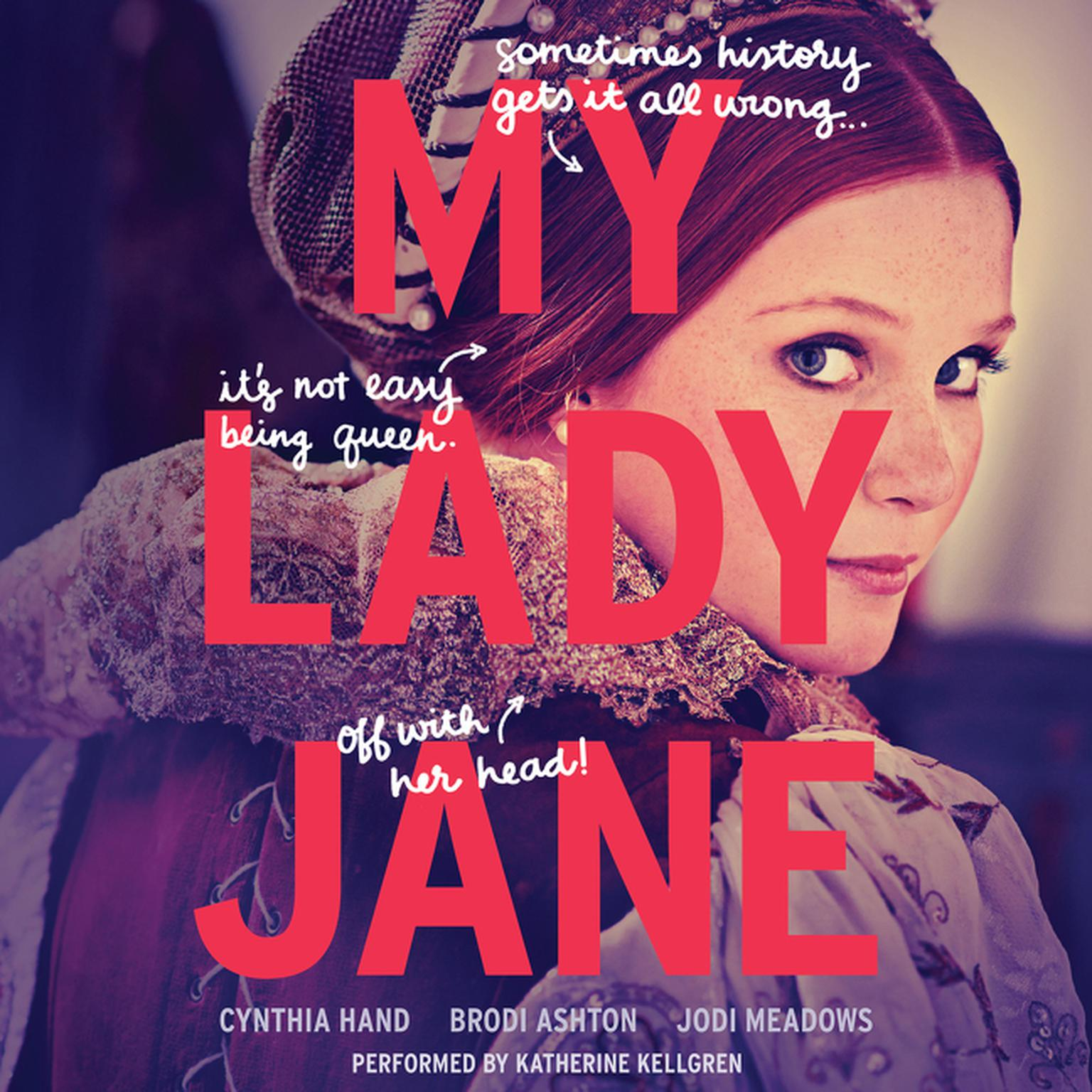Printable My Lady Jane Audiobook Cover Art
