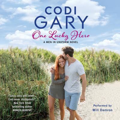 One Lucky Hero: The Men in Uniform Series Audiobook, by Codi Gary