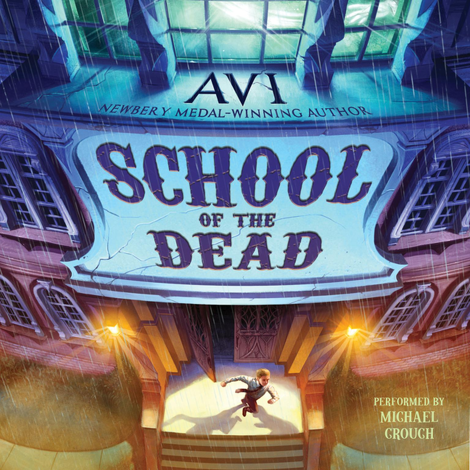 Printable School of the Dead Audiobook Cover Art
