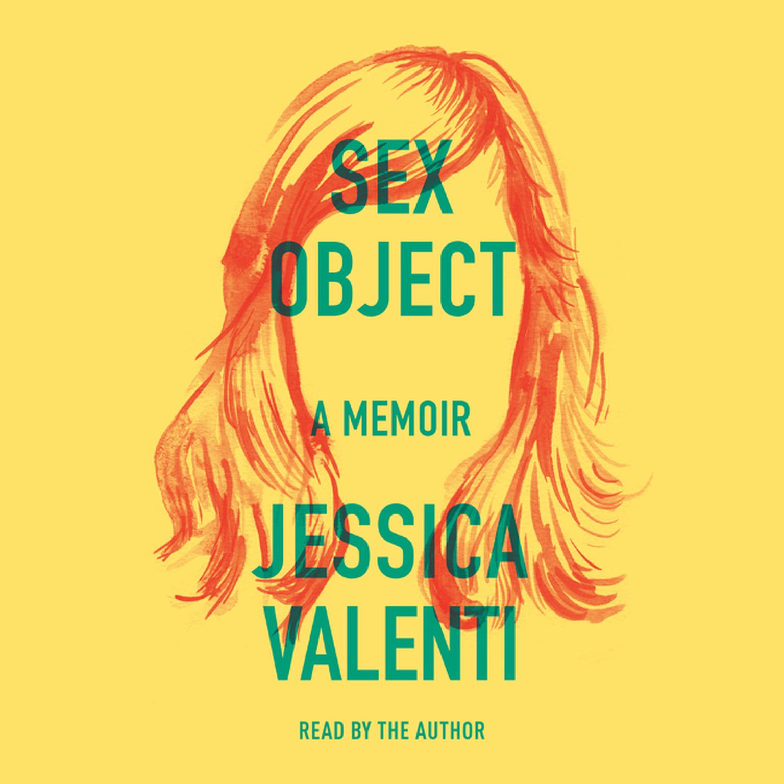 Printable Sex Object: A Memoir Audiobook Cover Art