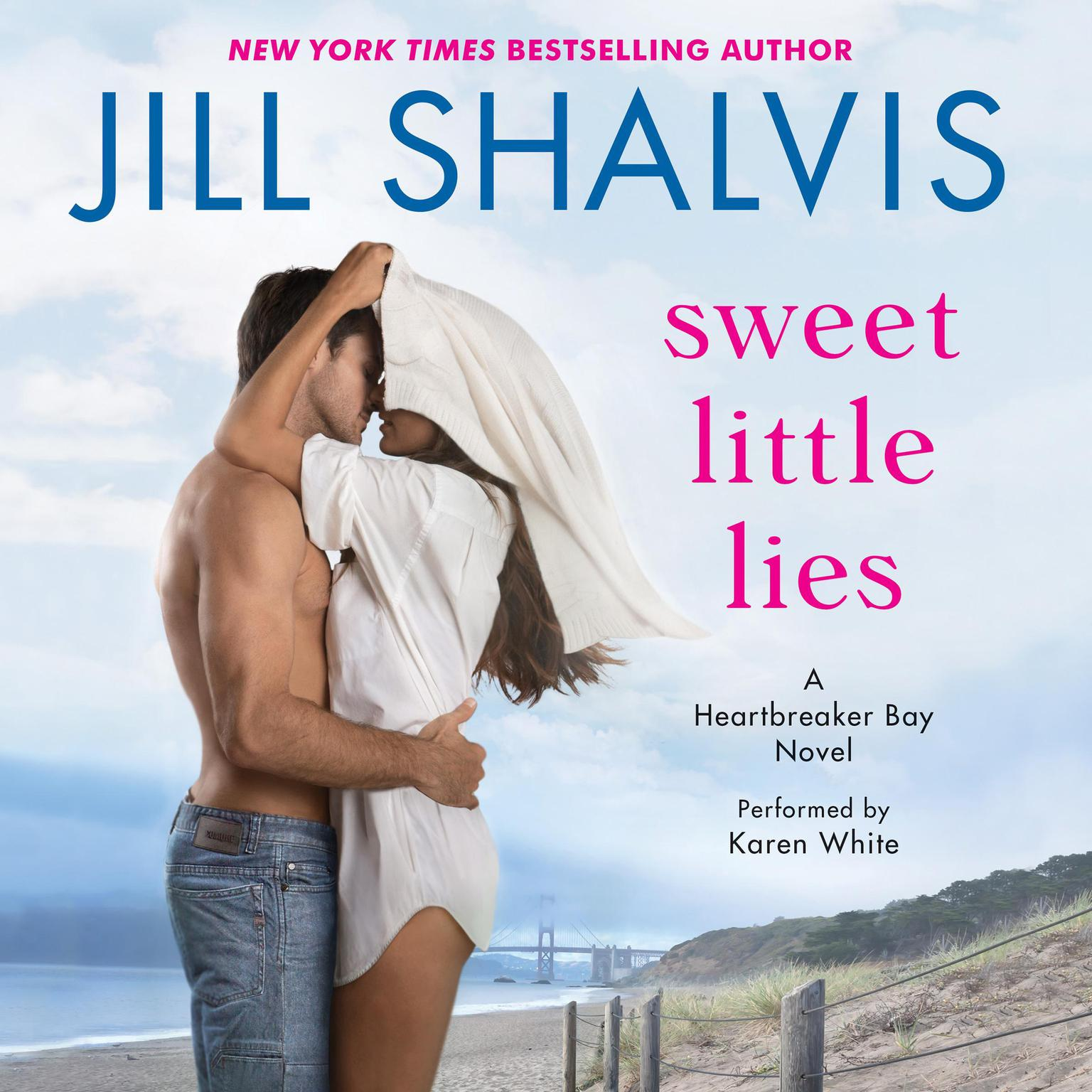 Printable Sweet Little Lies: A Heartbreaker Bay Novel Audiobook Cover Art