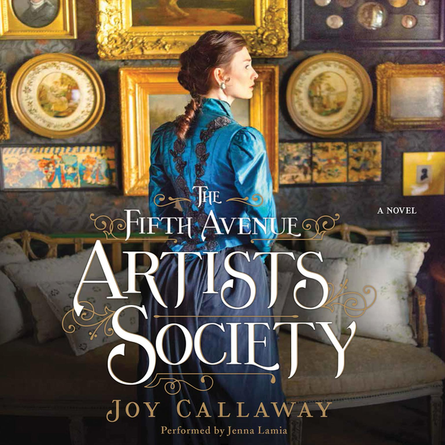 Printable The Fifth Avenue Artists Society: A Novel Audiobook Cover Art