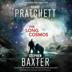 The Long Cosmos: A Novel Audiobook, by Stephen Baxter, Terry Pratchett