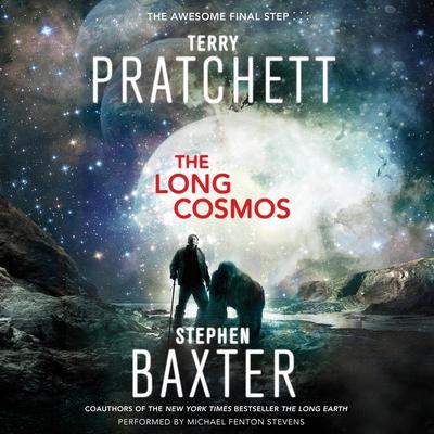 The Long Cosmos: A Novel Audiobook, by Terry Pratchett