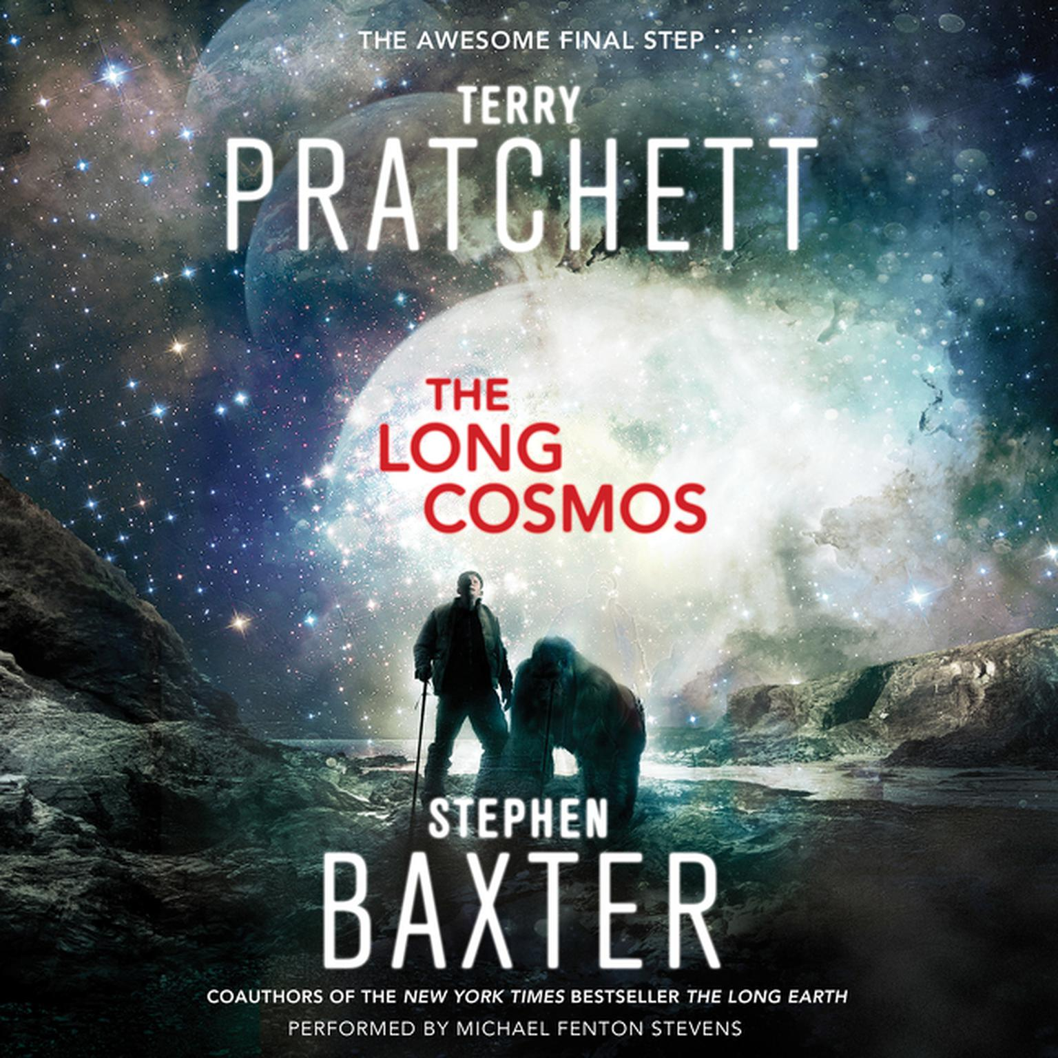 Printable The Long Cosmos: A Novel Audiobook Cover Art