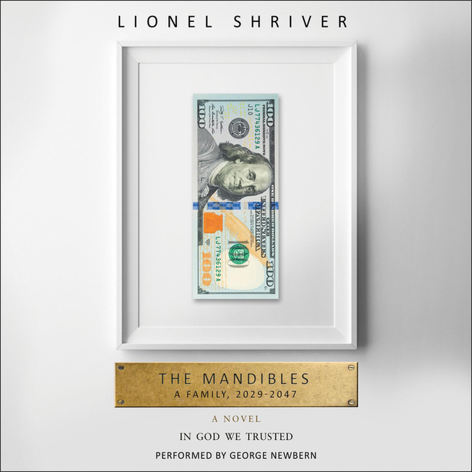 Printable The Mandibles: A Family, 2029-2047 Audiobook Cover Art