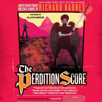 The Perdition Score: A Sandman Slim Novel Audiobook, by