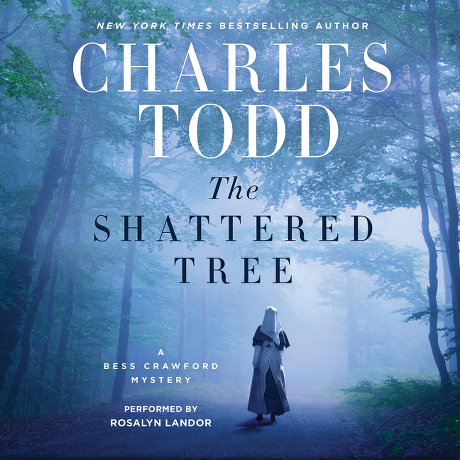 Printable The Shattered Tree: A Bess Crawford Mystery Audiobook Cover Art