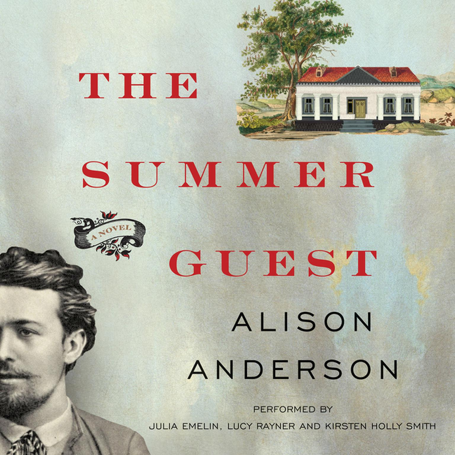 Printable The Summer Guest: A Novel Audiobook Cover Art